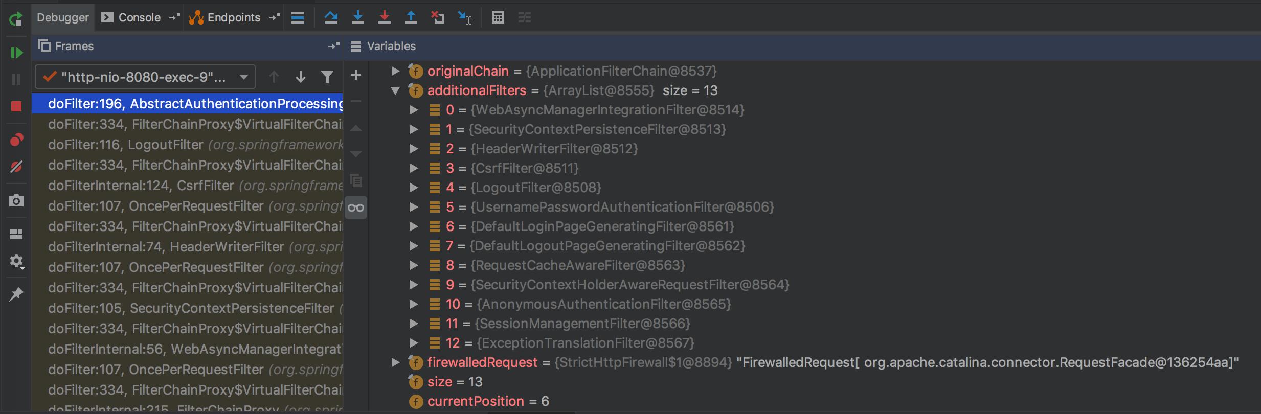Spring Security 实现API Token 权限认证| 三点水